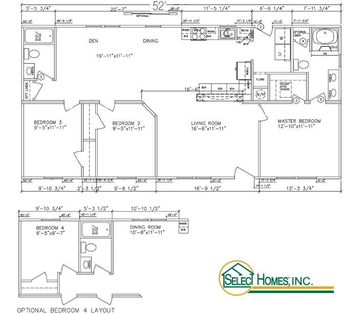 The Asheboro Floor Plan