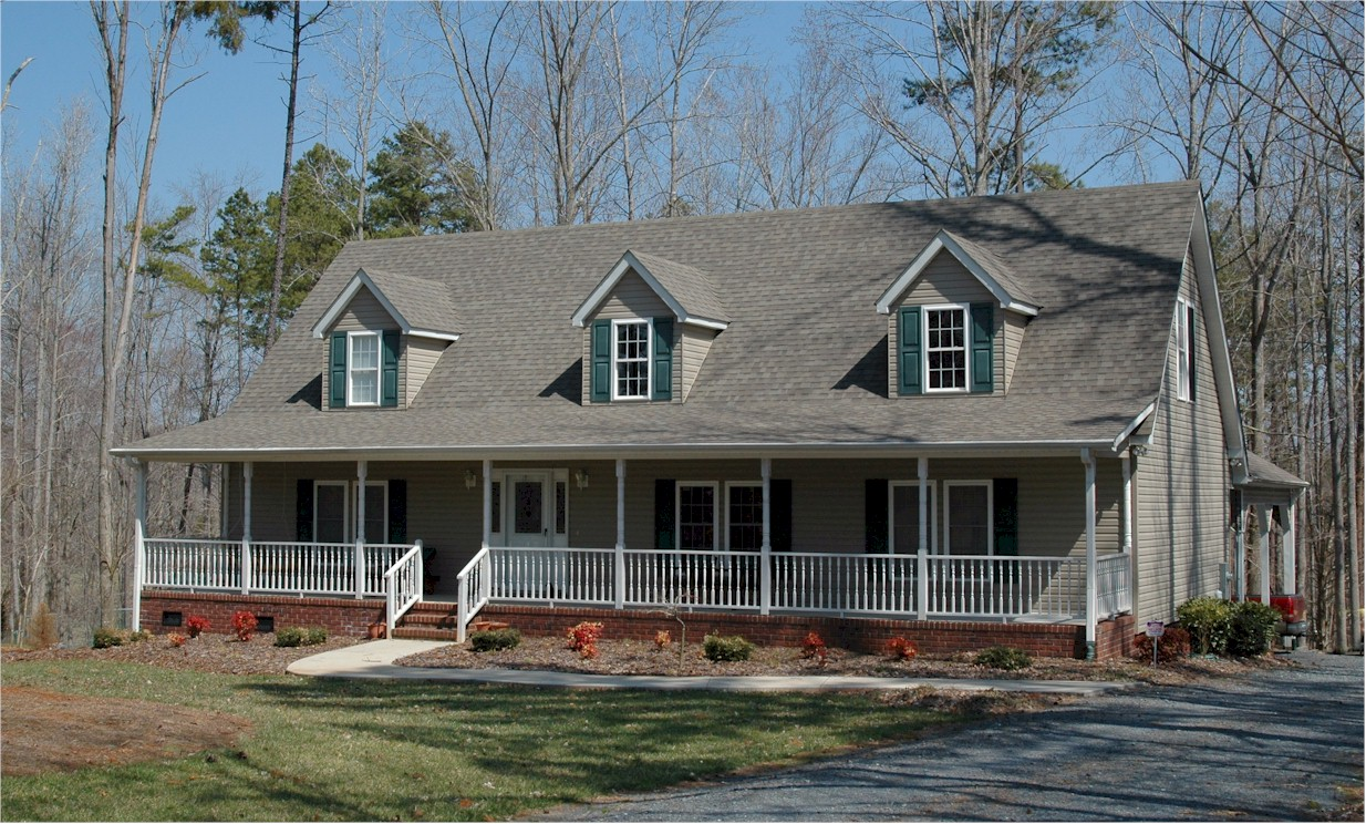 Select homes special sale best priced modular homes nc sc va Cape cod model homes
