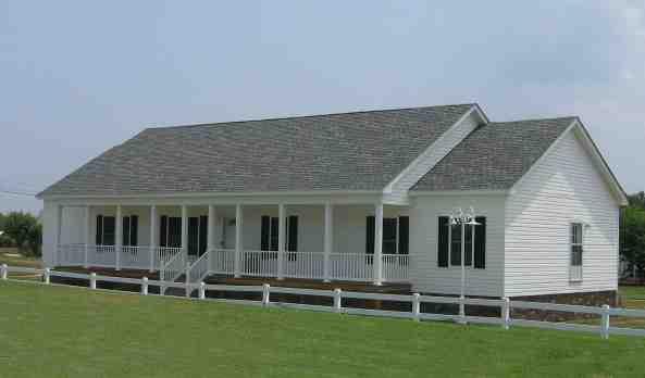 The plantation by select homes inc for Plantation modular homes