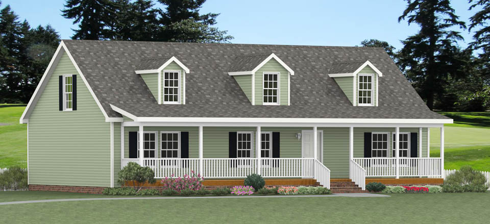 Cape cod modular home plans Cape cod model homes