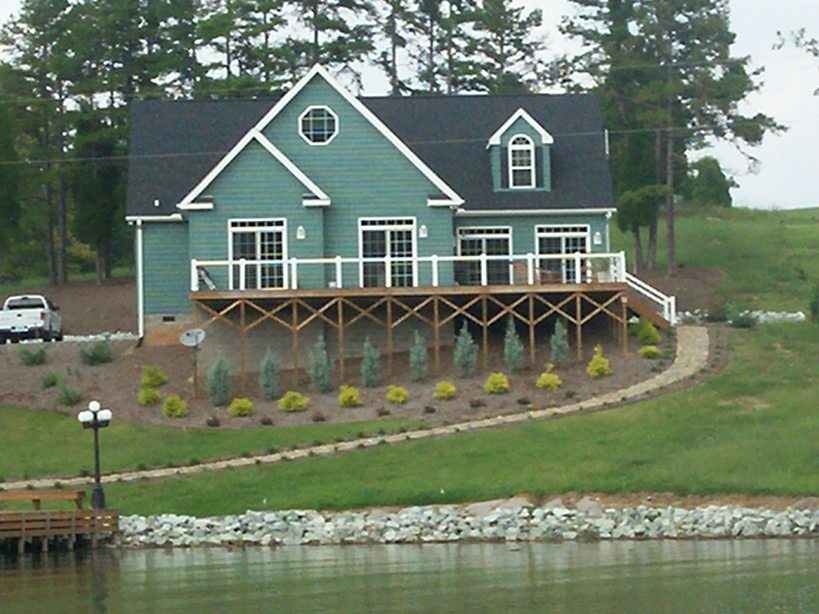 17 wonderful modular lake homes kelsey bass ranch 8501 for Prefab lake homes