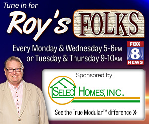 Roy's Folks Fox8